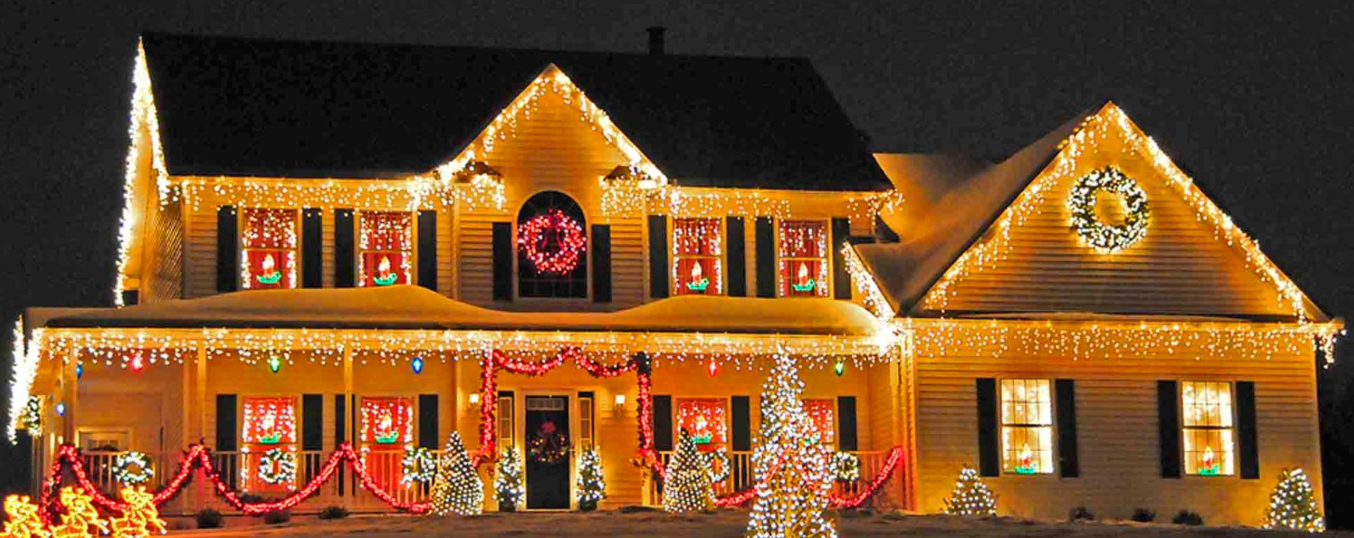 Christmas Lights Tours